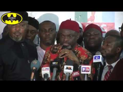 Download Okorocha Now Politically Irrelevant - APC Stakeholders In Imo Declare