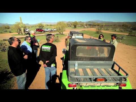 AZ Highways TV – <br/>Green Zebra Adventures