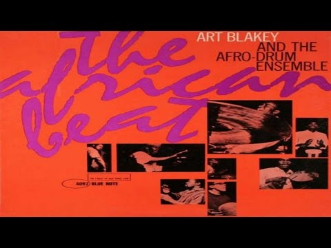 Art Blakey & The Afro-Drum Ensemble – Love, The Mystery Of