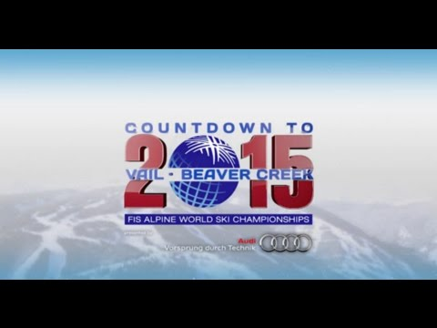 Countdown to 2015 - World Alpine Ski Championships