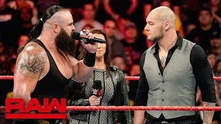 Nonton Braun Strowman to face Baron Corbin in a Tables, Ladders & Chairs Match: Raw, Nov. 19, 2018 Film Subtitle Indonesia Streaming Movie Download