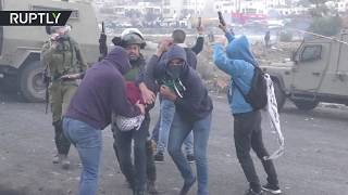 Video Israeli infiltrators launch surprise attack on Palestinian rally MP3, 3GP, MP4, WEBM, AVI, FLV Desember 2018