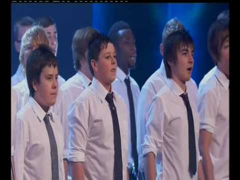 Only Boys Aloud - Sosban Fach (Now In HD)