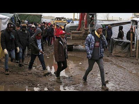 Γαλλία: Αναβολή της απόφασης για την εκκένωση προσφυγικού καταυλισμού στο Καλαί