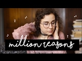Million Reasons - Lady Gaga (Cover) | doyouknowellie