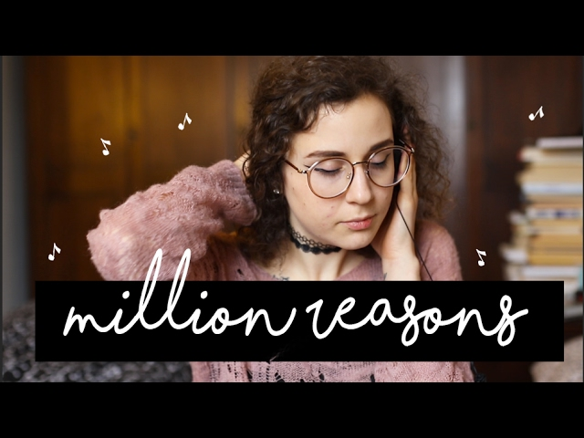 Million Reasons Lady Gaga Cover Doyouknowellie ... Lady Gaga Million Reasons