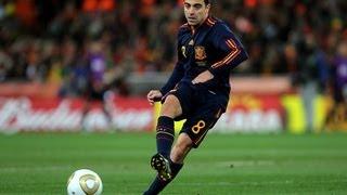 WM 2010: Xavis Aktionen bei der Weltmeisterschaft