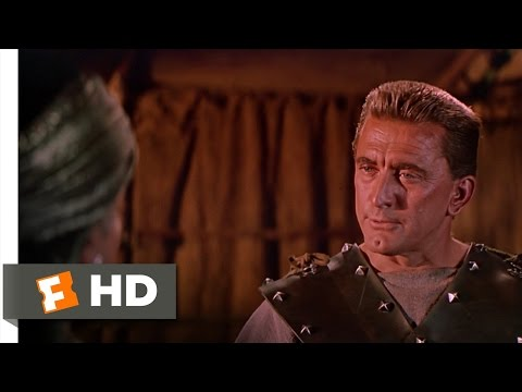 Spartacus (6/10) Movie CLIP - Death Is The Only Freedom (1960) HD