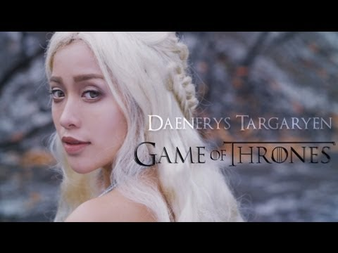 Game of Thrones%3A Daenerys Targaryen Look