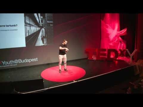 Ami nem épül, az pusztul | Nemcsák László | TEDxYouth@Budapest 2016