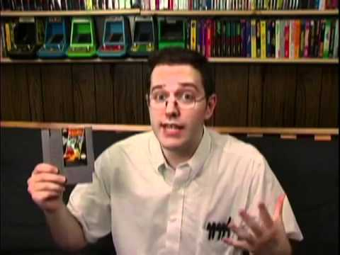 Angry Video Game Nerd №94 Nintendo Days Re Revisited