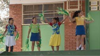 VÍDEO: Copa do Mundo ajuda no aprendizado dos alunos