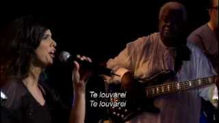 Michael W. Smith E Aline Barros - Te Louvarei / Draw Me Close To You - Dvd 20 Anos