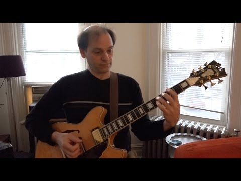 Fretboard Harmony with Ben Sher