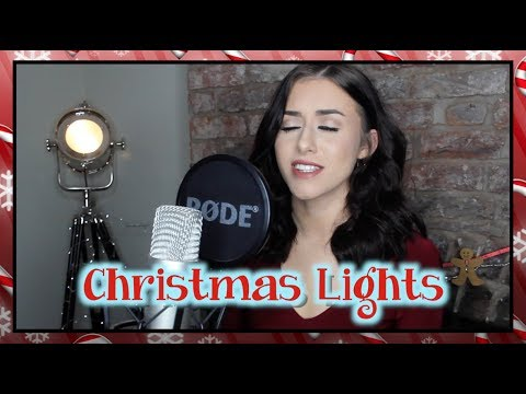 "Coldplay  ""Christmas Lights"" Cover by Georgia Merry"