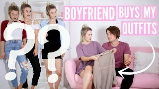 Video BOYFRIEND BUYS GIRLFRIENDS OUTFITS | Sophie Louise MP3, 3GP, MP4, WEBM, AVI, FLV Januari 2018