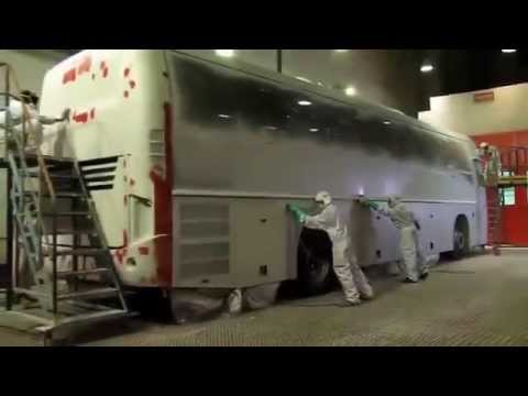 Download Volvo Bus Factory (TAB-India Special) HD Mp4 3GP Video and MP3