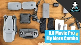 Video DJI Mavic Pro + Fly More Combo Unboxing and First Flight + Video India MP3, 3GP, MP4, WEBM, AVI, FLV November 2017