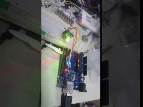 포디믹스 아두이노 LED 제어