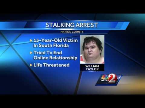 Deputies: Man made death threats after teen ends online relationship