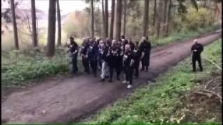 Zamiast na trybunach napi*rdalali się w lesie! Ustawka kiboli Nancy kontra Feyenoord!