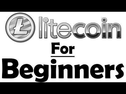 How To Scrypt Mine Litecoin Tutorial - LiteCoin For Beginners - Part 1