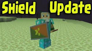 Minecraft Update 1.9 - Shields And Dual Wield Gameplay