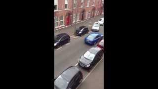World's Worst Attempt At Parallel Parking, Enjoy!
