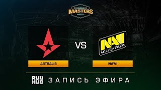Astralis vs Na'Vi - Dreamhack Malmo 2017 - map2 - de_mirage [yXo, ceh9]