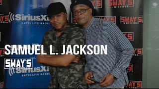 Video Samuel L. Jackson on Breaking Drug Addiction, Beef with Spike Lee + Opinion on Donald Trump MP3, 3GP, MP4, WEBM, AVI, FLV November 2018