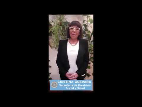 DIA DEL LEGISLADOR 2020 - Diputada Nacional (MC) Cristina Guevara