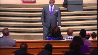 TD Jakes - The Fight With Frustration - Part 1