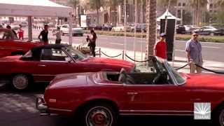 5th Emirates Classic Car Festival Highlights Video