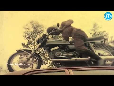 City Rowdy Movie - Rajasekhar, Madhavi Introduction Scene