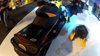 10. 2013 Ski Doo REV XS chassis