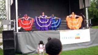 Folklore Salvadoreño Las Cortadoras