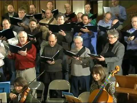 JS Bach Cantata 161, chorus: