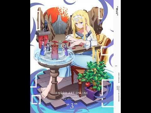 Sword Art Online: Alicization - War of Underworld - 21 another bitter feeling (OST Vol.1)