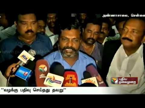 Election-code-violation-case-filed-against-MDMK-leader