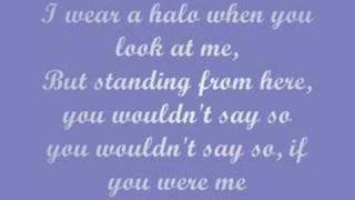 Halo  Haley James Scott Lyrics