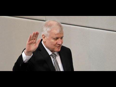 """Heimatminister Seehofer: """"Nein. Der Islam gehört nich ..."""