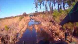 9. Polaris Sportsman 570 EFI   Swamp Ride II