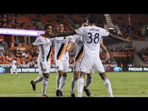Video: GOAL! Bradford Jamieson IV buries home Gio dos Santos' assist