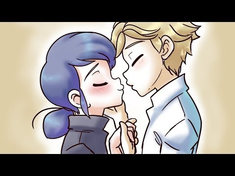 Dibujos de amor - COMIC LadyBug (amor sin mascaras) COMPLETO