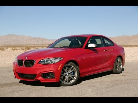 2014 BMW M235i Coupe Review