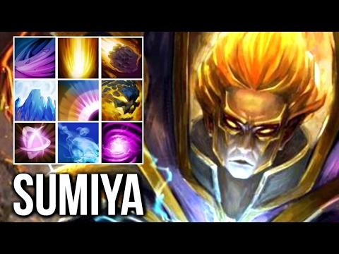 Madness Invoker SunStrike Combo Master SumiYa Epic China Gameplay Dota 2