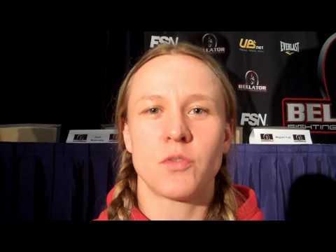 Womens MMA Sarah Schneider talks upcomming fight at Bellator 21