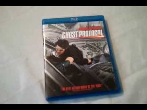 Mission: Impossible - Ghost Protocol (2011) - Blu Ray Review and Unboxing