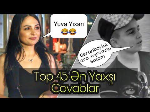 Top 45 Ən Yaxşı Cavablar (Sumqayıt Sorğu ) ( Eliyar Tv )