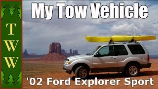 A look at my 2002 Ford Explorer Sport I've used as a tow vehicle for my 16' Casita Travel Trailer. What worked, what went wrong, pros and cons and what I'd buy now.The Life and Death of a Certain K. Zabriskie, Patriarch by Chris Zabriskie is licensed under a Creative Commons Attribution license (https://creativecommons.org/licenses/by/4.0/)Source: http://chriszabriskie.com/vendaface/Artist: http://chriszabriskie.com/